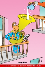 cartoons f r b ro lustige bilder funny cartoons gratis. Black Bedroom Furniture Sets. Home Design Ideas