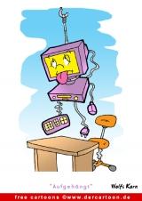 Computer Cartoon free PC Cartoon Zugriffe: 4845