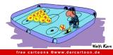 Eishockey Cartoon gratis