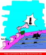 Schwimmbad Cartoon free