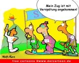 Ski Cartoon free