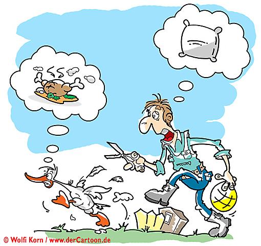 Bauer Cartoon - Lustige Bilder, Cartoons kostenlos