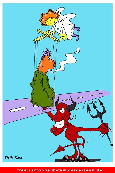 Engel Cartoon free - Lustige Bilder, Cartoons kostenlos