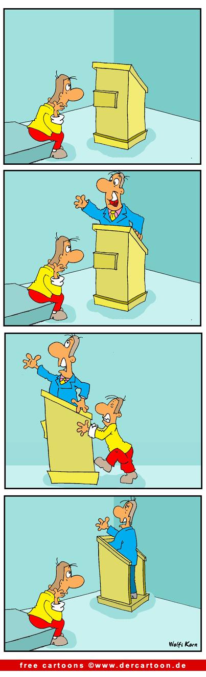 Cartoon Politik - Kostenlose Comics und Cartoons - Lustige Bilder, Cartoons kostenlos