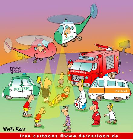 Fussball Cartoon-Bild gratis - Fussball Cartoons - Lustige Bilder, Cartoons kostenlos