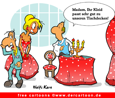 Restaurant Cartoon Gratis