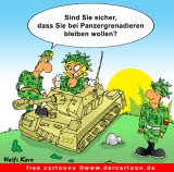 Panzer Cartoon free