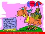 Pferd Cartoon free
