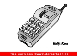 Telefon Cartoon gratis