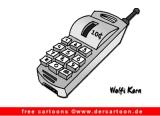 Telefon Cartoon gratis