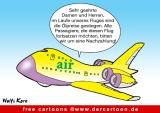 Flugzeug Cartoon free