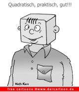 Cartoons für Büro