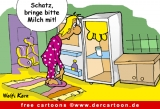 Milch Cartoon free