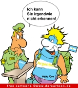 Zoll Cartoon - Fussball Cartoons free