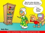 Oma Cartoon kostenlos