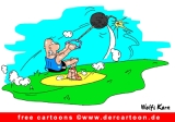 Sport Cartoon free - Olympische Spiele Witze