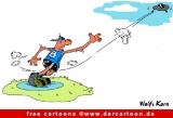 UFO Cartoon kostenlos