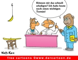 Affe Cartoon gratis