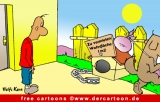 Hund Karikatur kostenlos
