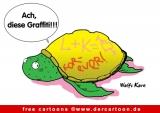 Schildkroete Cartoon kostenlos